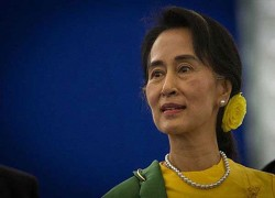 AUNG SAN SUU KYI IN LINE FOR SECOND TERM AS MYANMAR VOTES COUNTED