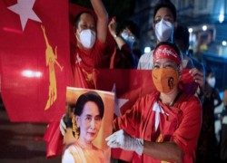 Suu Kyi's NLD claims to have won majority in Myanmar election