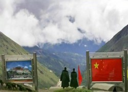 China building new 'tunnels' for winter near India border