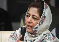 'You can talk to China, why not Pakistan?': Mehbooba asks Modi govt