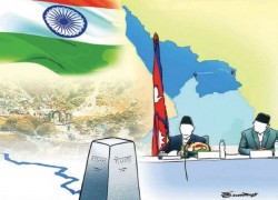 India unresponsive to Nepal's several requests on border talks, officials say