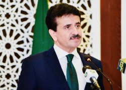 PAKISTAN HAILS RUSSIAN-BROKERED DEAL TO END MILITARY CONFLICT OVER NAGORNO-KARABAKH REGION