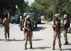 FOUR SECURITY FORCE MEMBERS KILLED IN ATTACKS IN KABUL: POLICE