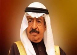 BAHRAIN PRIME MINISTER DIES AT 84