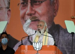 Big boost for Modi following win in Bihar state election