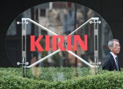Japan's Kirin suspends payments to Myanmar military firm