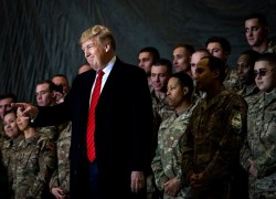 Trump Pentagon purge could accelerate his goal to pull troops from Afghanistan