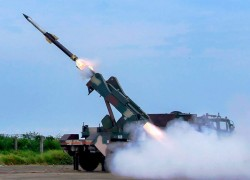 India successfully test-fires Quick Reaction Surface to Air Missile system