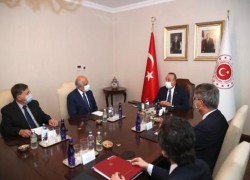 US, TURKEY CALL FOR REDUCTION IN VIOLENCE IN AFGHANISTAN