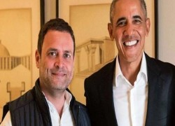 'A STUDENT EAGER TO IMPRESS TEACHER BUT DEEP DOWN LACKED THE APTITUDE': OBAMA ON RAHUL GANDHI