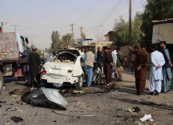Afghanistan: Suicide car bomb blast in Kabul kills many soldiers