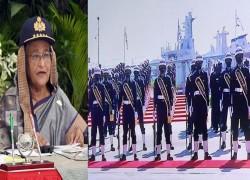 Bangladesh working to make coast guard time-worthy force: PM Hasina