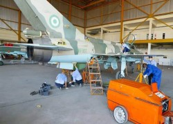 Nigeria gears up to receive JF-17s