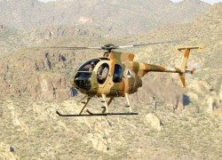 MD Helicopters awarded contract for Afghan Air Force MD-530F helicopters
