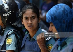 Police in Bangladesh launch all-woman team to fight digital abuse