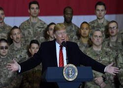 TRUMP TO ORDER TROOP REDUCTIONS IN AFGHANISTAN, IRAQ