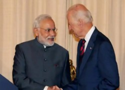 PM MODI SPEAKS WITH U.S. PRESIDENT-ELECT JOE BIDEN, AFFIRMS IMPORTANCE OF TIES