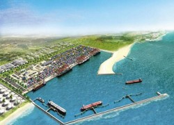 Work on Japan funded deep seaport in Bangladesh begins