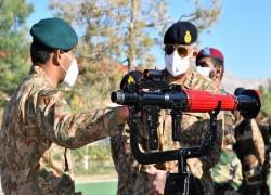 Balochistan's progress critical to prosperity of Pakistan: Army Chief