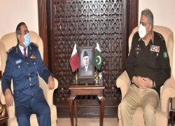 'Pakistan Army ready to enhance defence, security cooperation with Qatar Armed Forces'