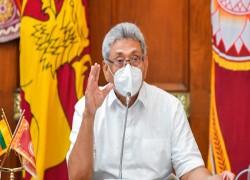 Sri Lanka's Gotabaya says has reassembled nation's intelligence network