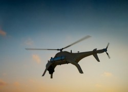 Unmanned helicopters fit for high-altitude combat aid China's military at India border
