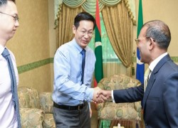 Maldives: China has deferred payment of several loans