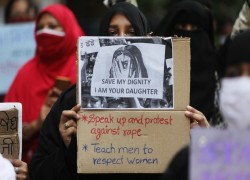 Outrage after Muslim woman 'burnt alive by molester' in India