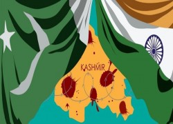 India distorted the truth to control occupied Kashmir