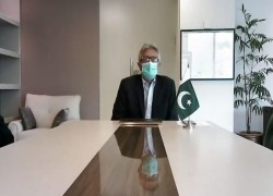 'PAKISTAN COMMITTED TO CONTAINING CORONAVIRUS OUTBREAK', DR FAISAL TELLS WHO