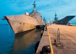 US Navy chief wants Indian Ocean '1st Fleet,' possibly in Singapore