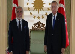 Turkey voices support for Afghan peace process