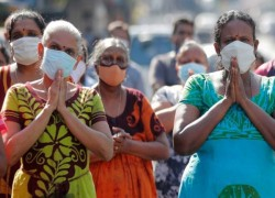 SRI LANKA TO SUSPEND IMPORT OF CHINESE FACE MASKS
