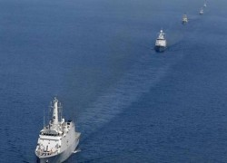 India, Thailand, Singapore naval exercise concludes in Andaman Sea