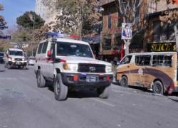 KABUL ROCKET ATTACKS DEATH TOLL RISES TO 10