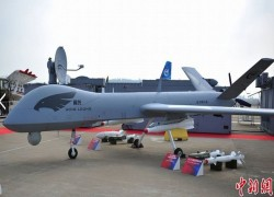 China has become a major exporter of armed drones, Pakistan is among its 11 customers