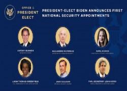 Joe Biden announces secretary of state, key figures for his cabinet