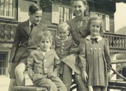 'I knew my father would be hanged': Remembering Nuremberg