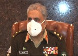 Military top brass expresses concern over Indian attempts to destabilise Pakistan
