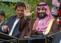 Is Saudi Arabia pressing Pakistan to recognize Israel?
