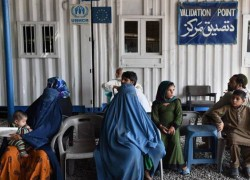 EU ANNOUNCES €10M GRANT FOR AFGHAN REFUGEES, PAKISTANIS AFFECTED BY PANDEMIC