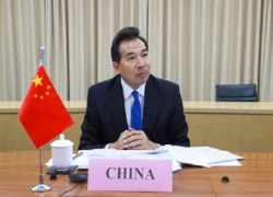 SRI LANKA AND CHINA DISCUSS CONSOLIDATING BILATERAL RELATIONS
