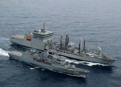 India discussing more trilateral naval exercises