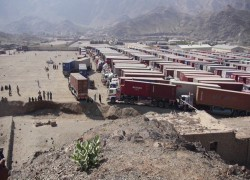AFGHANISTAN-PAKISTAN TRADE BARRIERS REMOVED: MINISTRY