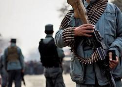LOCAL POLICE COMMANDER KILLED IN GUNMEN ATTACK IN BALKH