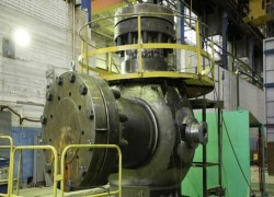 HYDRAULIC TEST OF RCPS AT ROOPPUR NUCLEAR POWER PLANT COMPLETED