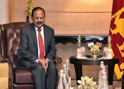 INDIA'S NSA AND MALDIVES DEFENCE MINISTER TO VISIT SRI LANKA