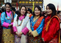 Gender-based violence in Bhutan increases by 36.6% this year