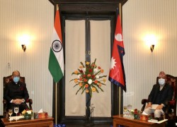 Nepal, India foreign secretary level meeting concludes