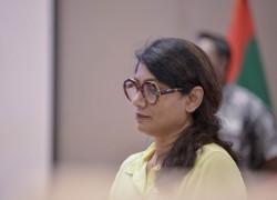 Maldives defense minister Mariya to visit Sri Lanka